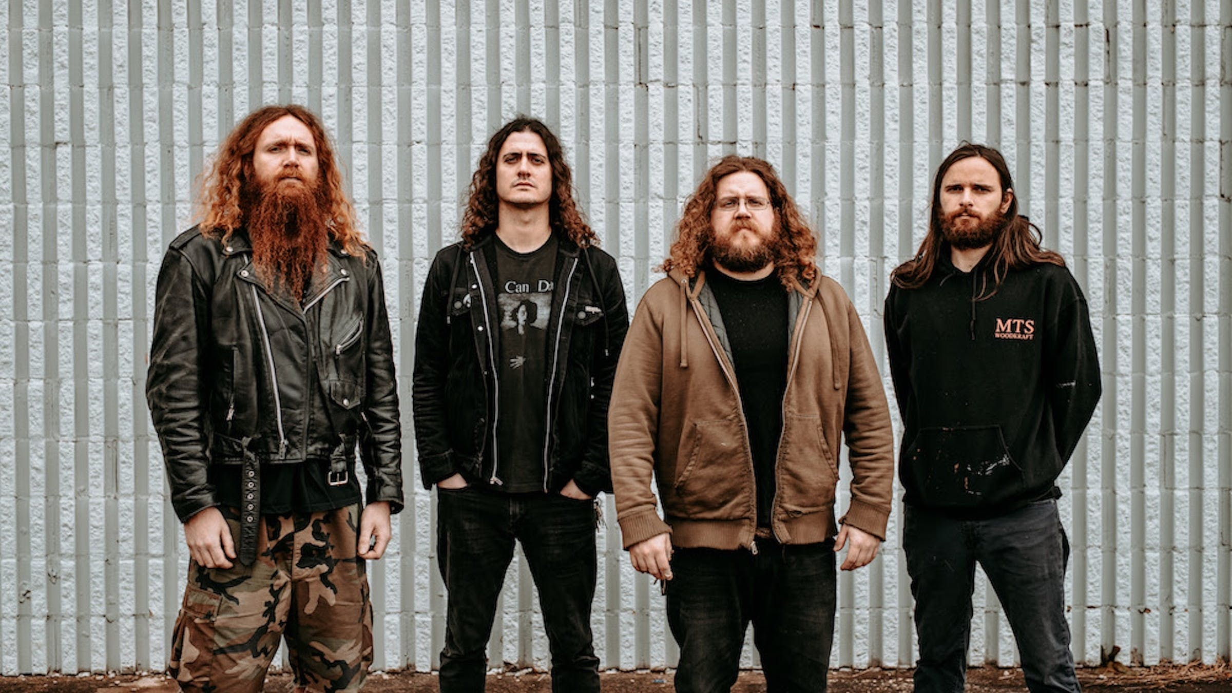 Inter Arma at Rebellion, Manchester on November 3rd 2019