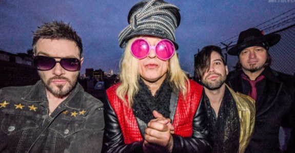 Enuff Z'Nuff at the Tivoli in Buckley on March 15th 2020