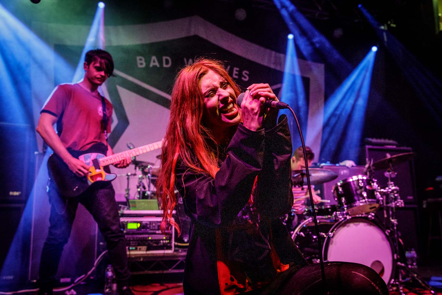 RedHook at the Manchester Academy 2 on June 13th 2019