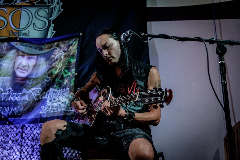 Fallen Mafia at SOS Festival in Prestwich on July 12th 2019 ©Johann Wierzbicki | ROCKFLESH