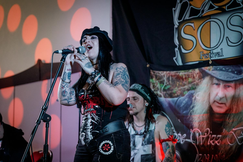 Fallen Mafia at SOS Festival in Prestwich on July 12th 2019 ©Johann Wierzbicki   ROCKFLESH