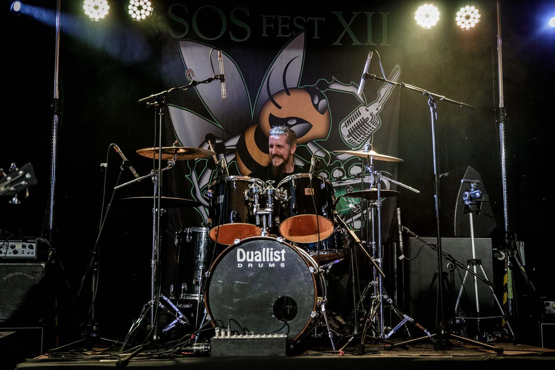Witch Tripper at SOS Festival in Prestwich on July 12th 2019 ©Johann Wierzbicki | ROCKFLESH