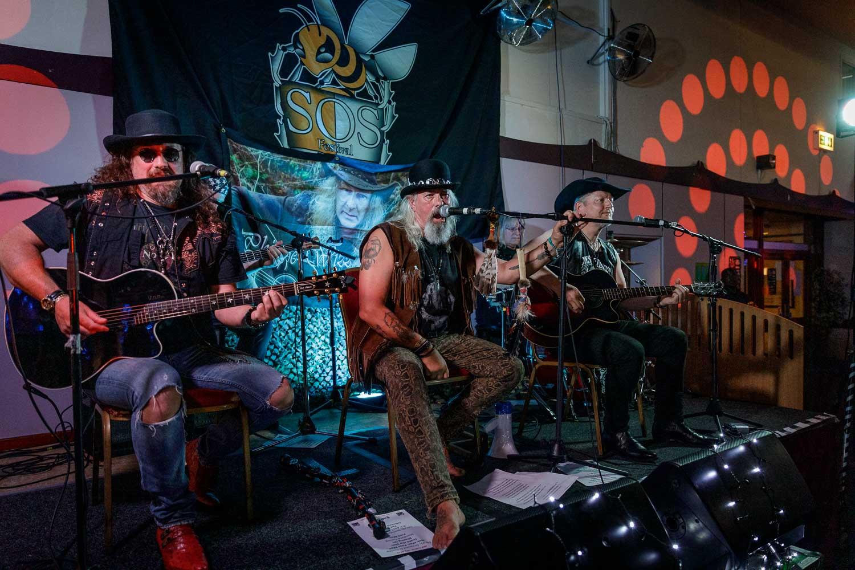 Sons Of Liberty UK at SOS Festival in Prestwich on July 12th 2019 ©Johann Wierzbicki   ROCKFLESH