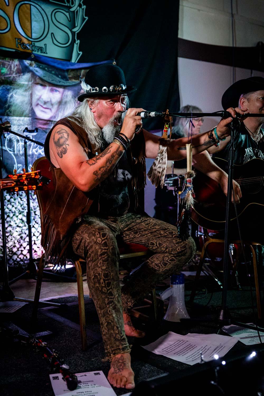 Sons Of Liberty UK at SOS Festival in Prestwich on July 12th 2019 ©Johann Wierzbicki | ROCKFLESH