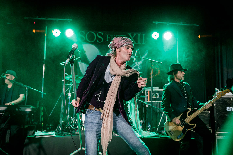 The Quireboys at SOS Festival in Prestwich on July 12th 2019 ©Johann Wierzbicki | ROCKFLESH