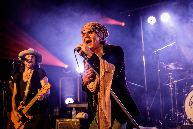 The Quireboys at SOS Festival in Prestwich on July 12th 2019 ©Johann Wierzbicki   ROCKFLESH