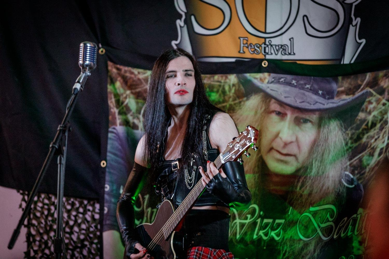 Cadence Noir at SOS Festival in Prestwich on July 13th 2019 ©Johann Wierzbicki | ROCKFLESH