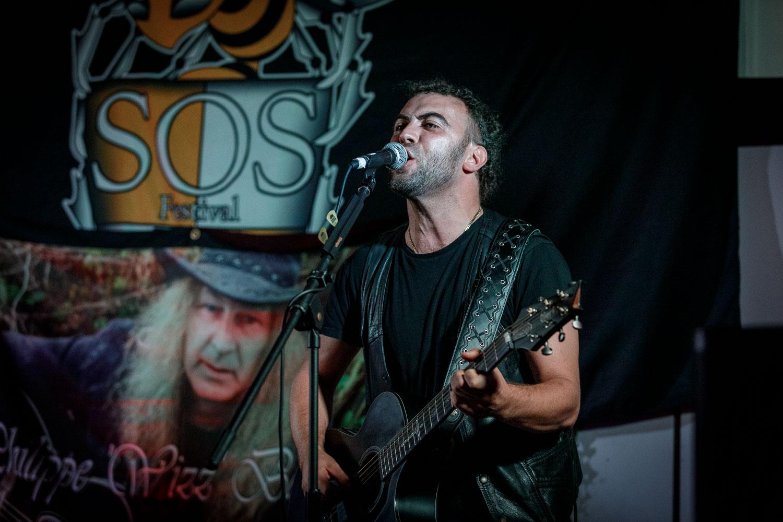 Luke Appleton at SOS Festival