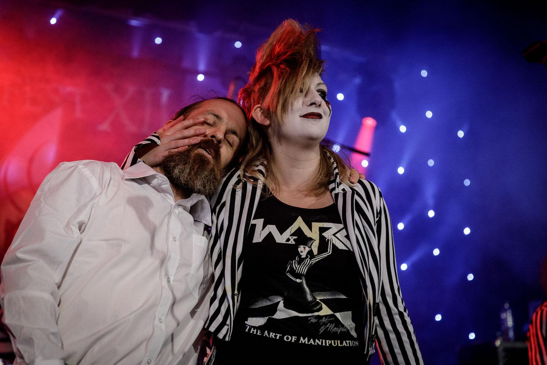 Ward XVI at SOS Festival in Prestwich on July 14th 2019 ©Johann Wierzbicki | ROCKFLESH