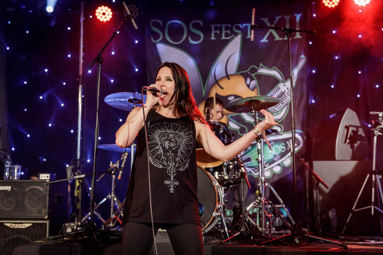 Kane'd  at SOS Festival in Prestwich on July 14th 2019 ©Johann Wierzbicki | ROCKFLESH