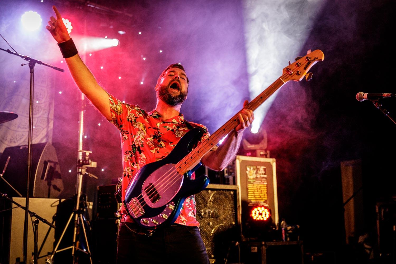 Skam at SOS Festival in Prestwich on July 14th 2019 ©Johann Wierzbicki | ROCKFLESH