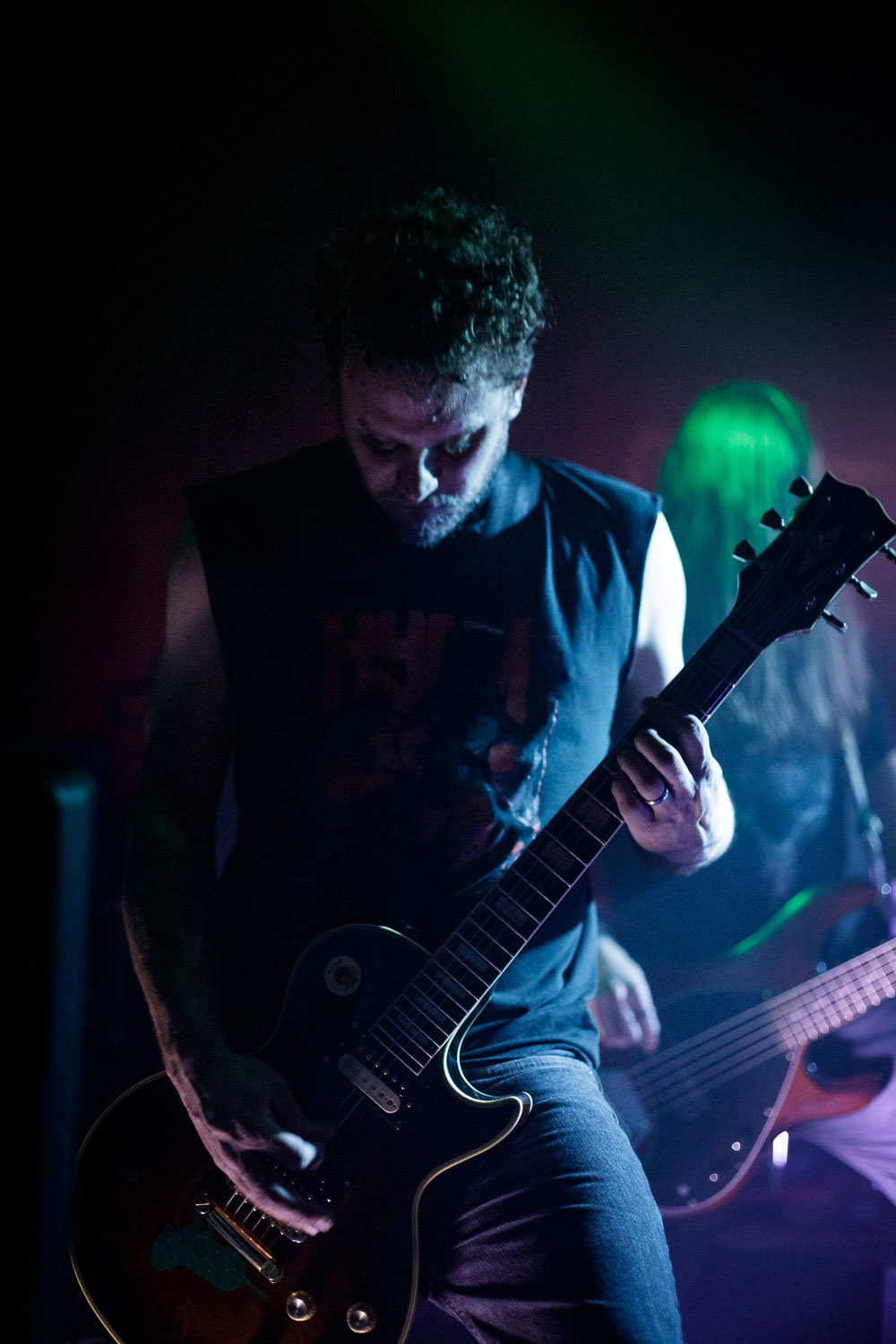 Ba'al at The Outpost in Liverpool on July 11th 2019