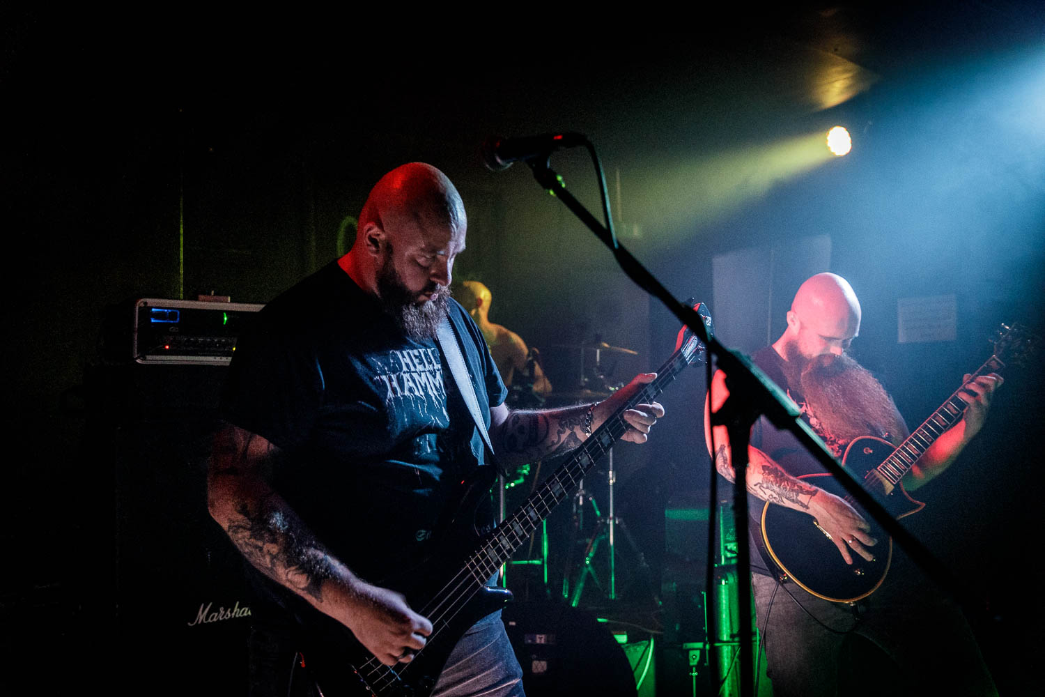 Burial at The Outpost in Liverpool on July 11th 2019