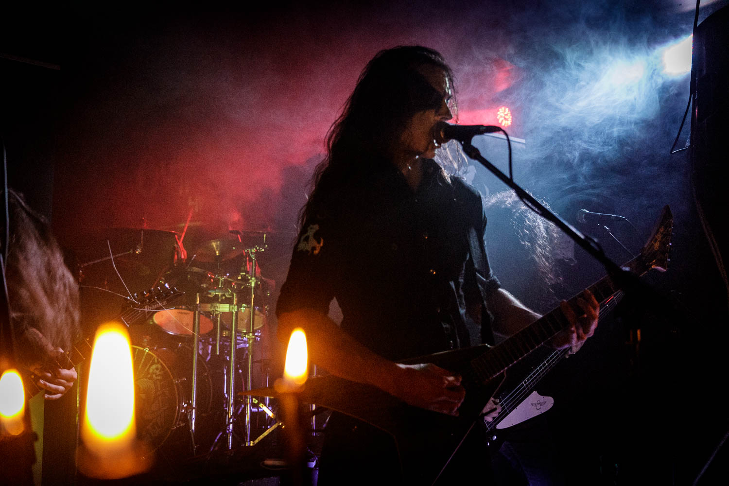Necronautical at The Outpost in Liverpool on July 11th 2019