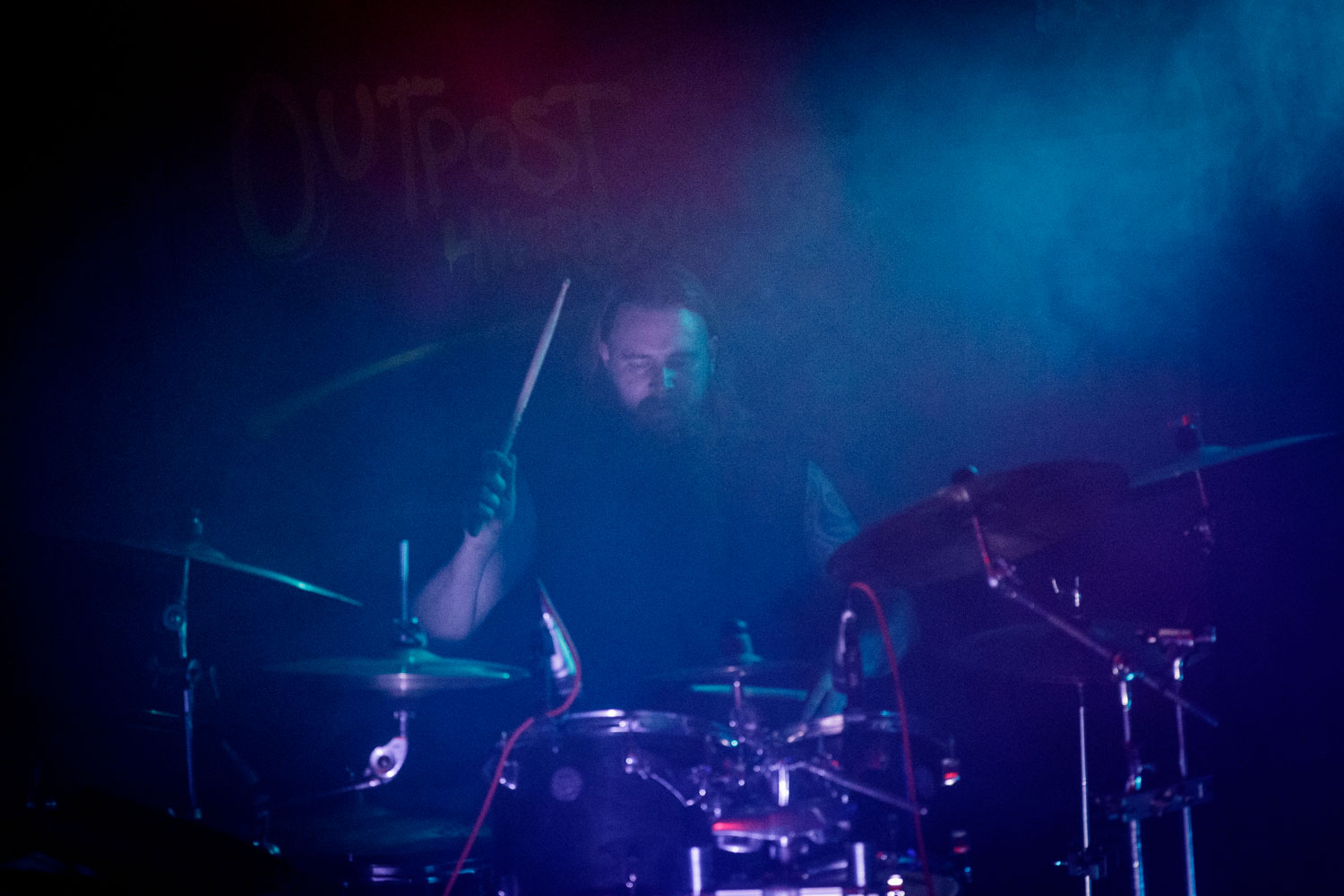 The Infernal Sea at The Outpost in Liverpool on July 11th 2019
