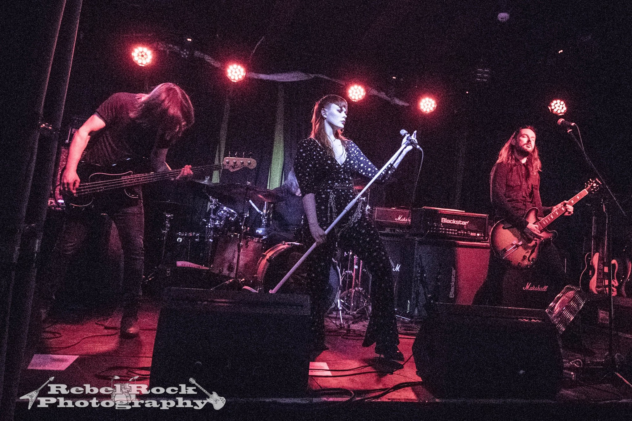 Alunah at Rebellion in Manchester on July 19th 2019