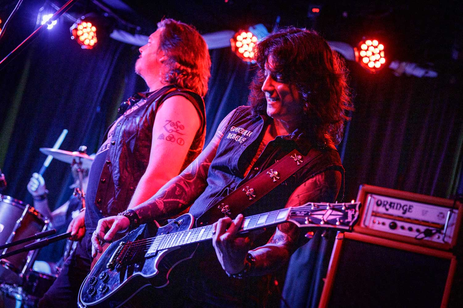 Electric Rebels at Rebellion on July 23rd 2019