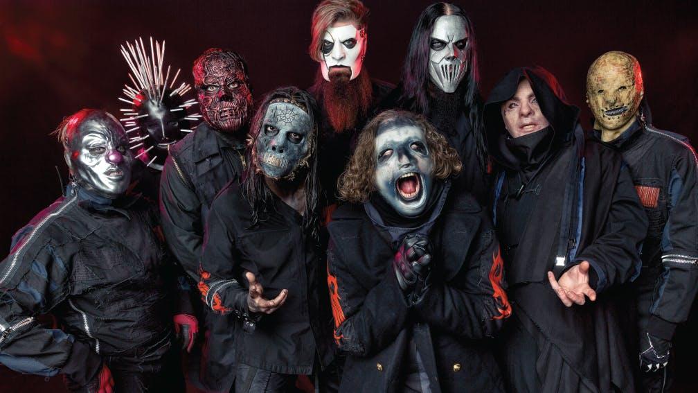 Slipknot UK Tour Dates Band 2020