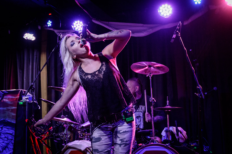 Scarlet Aura at Rebellion in Manchester on September 2nd 2019 ©Johann Wierzbicki | ROCKFLESH