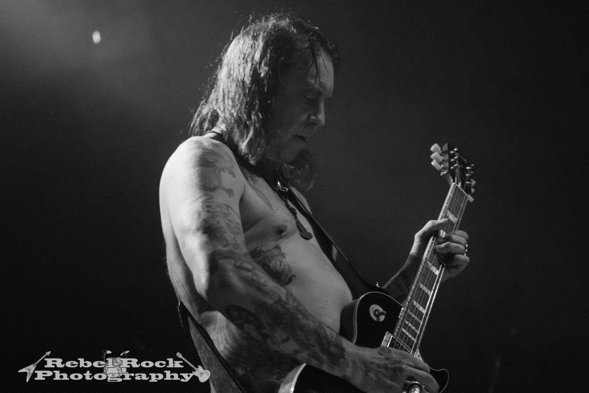Sleep at the O2 Ritz in Manchester on October 5th 2019 © Paul Nash