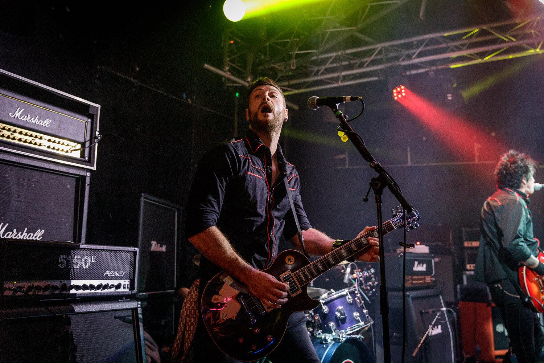 Janus Stark at the Live Rooms in Chester on October 7th 2019 ©Johann Wierzbicki   ROCKFLESH