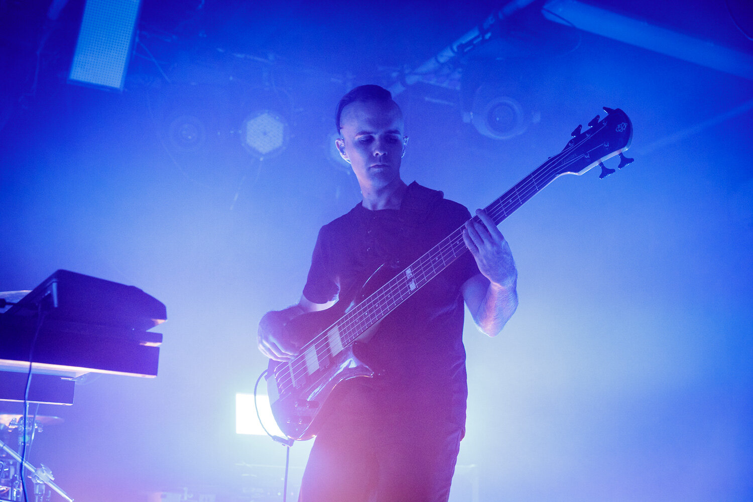 Between The Buried And Me at the Academy 2 in Manchester on October 9th 2019 ©Johann Wierzbicki   ROCKFLESH
