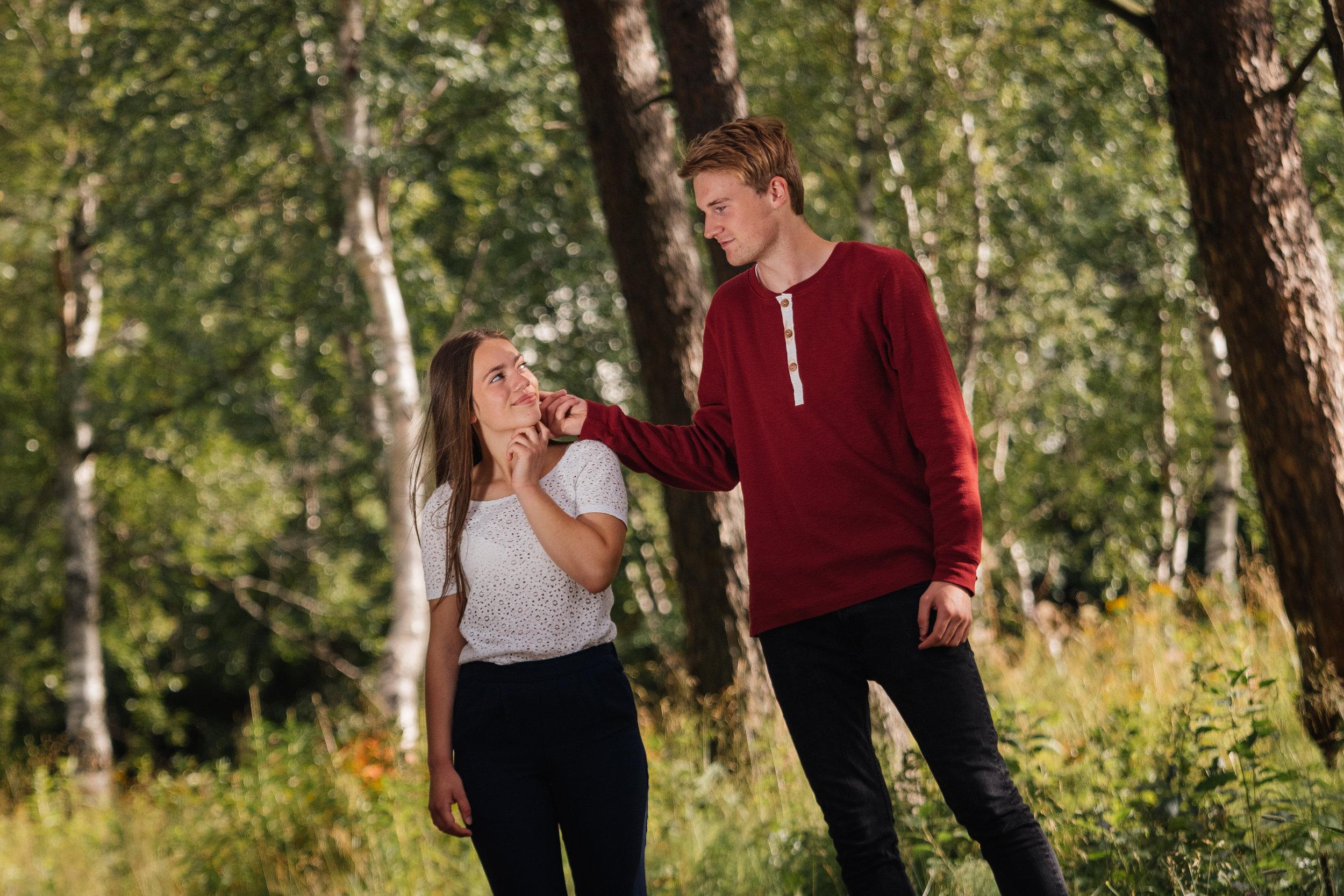 Kjærestefotografering, Kristi og Hans