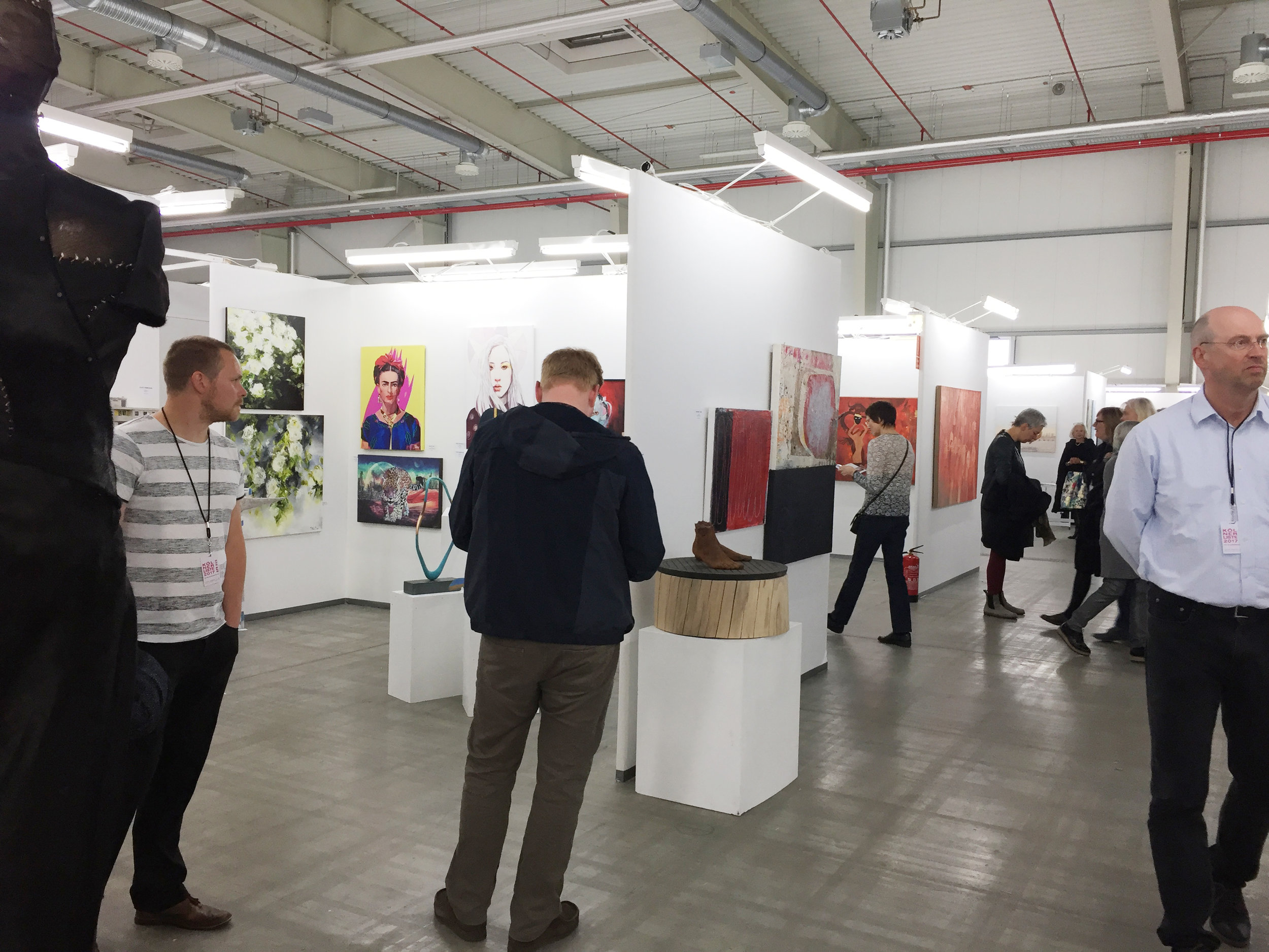 Kölner Liste Fair for Contemporary Art 2017