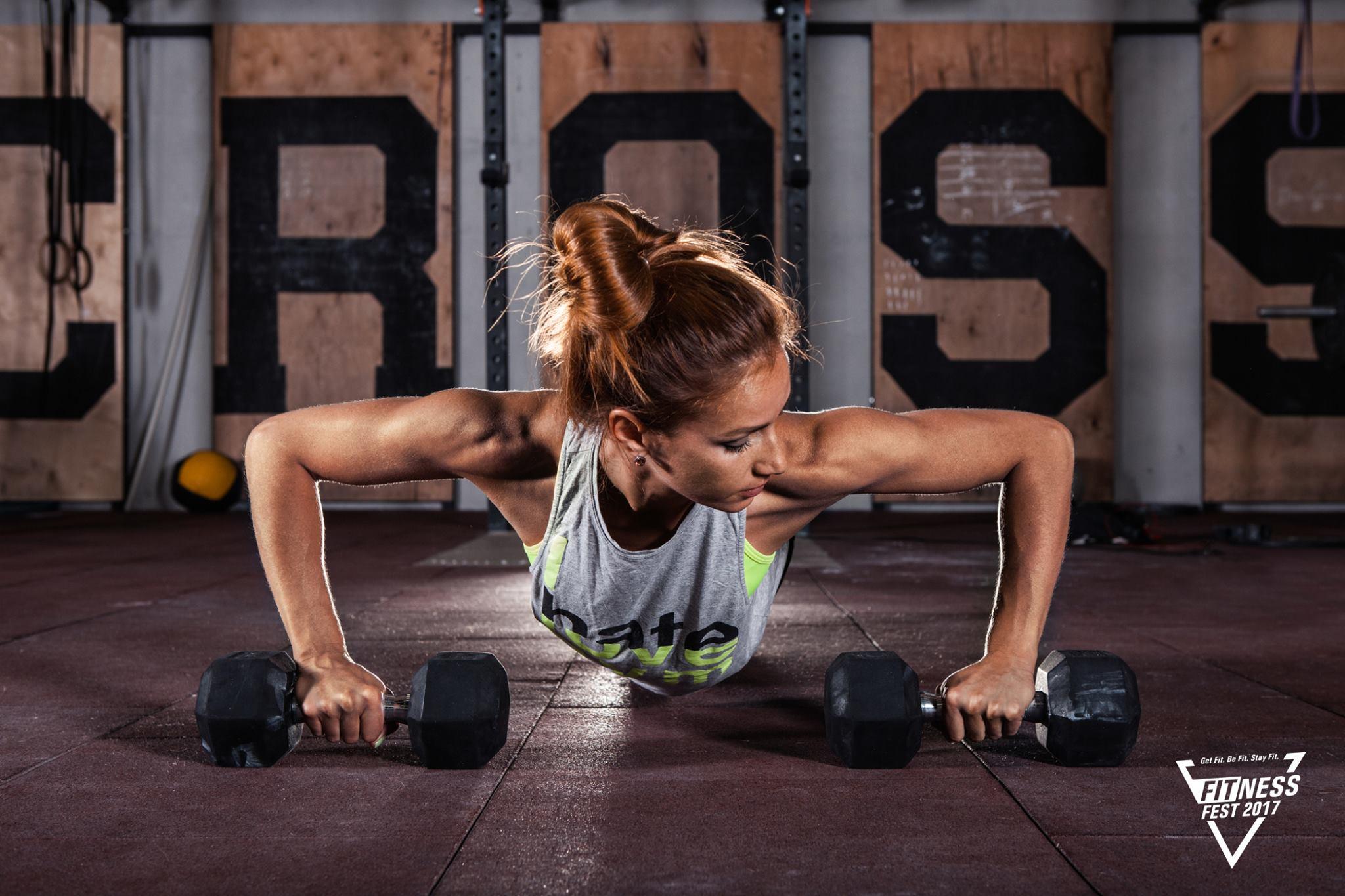 (Photo Credits: FitnessFest)