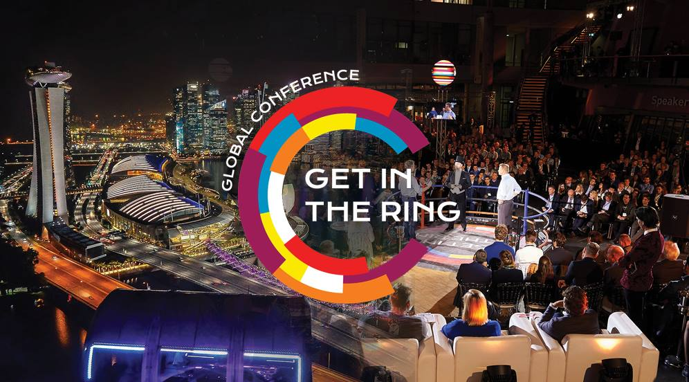 (Photo Credits: Get In The Ring Global Conference)