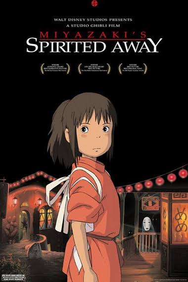 'Spirited Away' Official Theatrical Poster