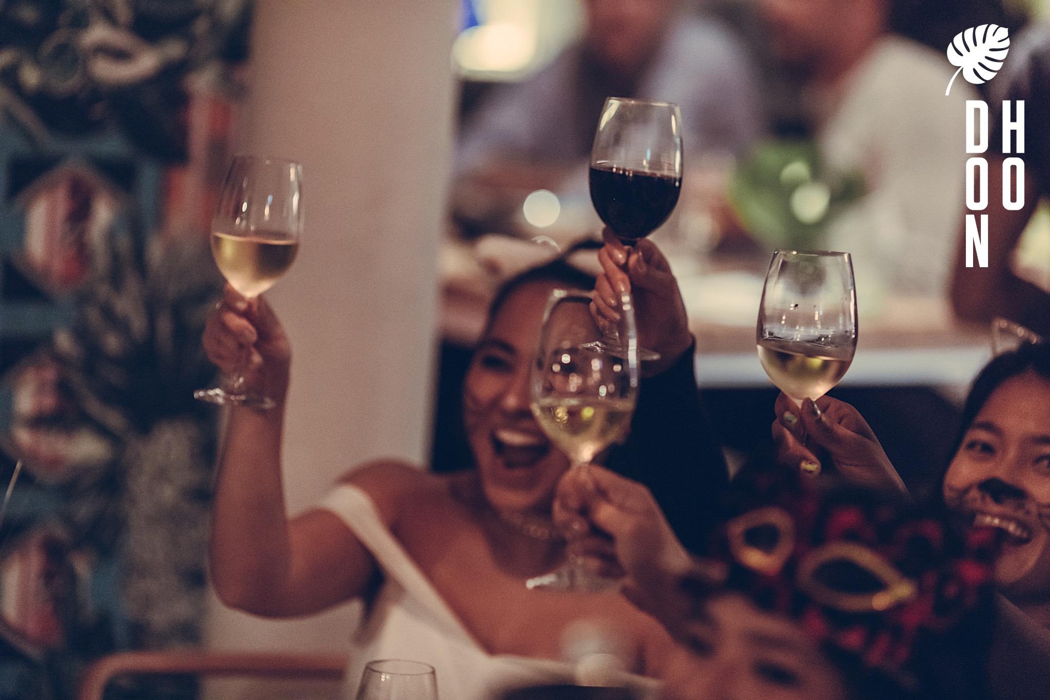 Drinks at DON HO - Social Kitchen & Bar (Photo credits: Colossal Photos)