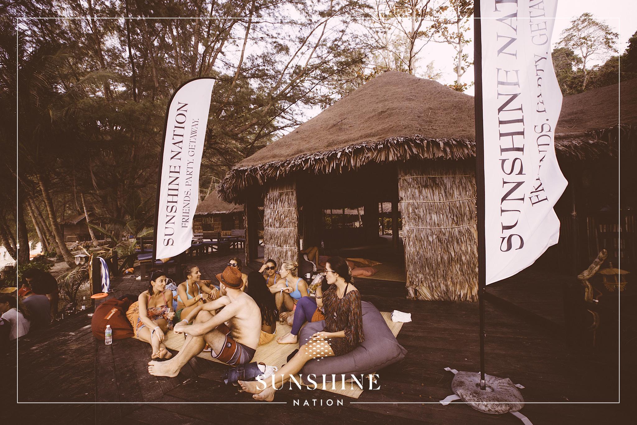 Sunshine Nation Island Takeover 2014 (Photo credits: Colossal Photos)
