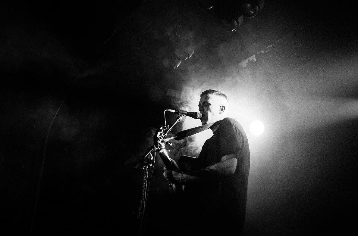 Benjamin Francis Leftwich Live Saxophone (Photo credits: Derby 2Q Festival)
