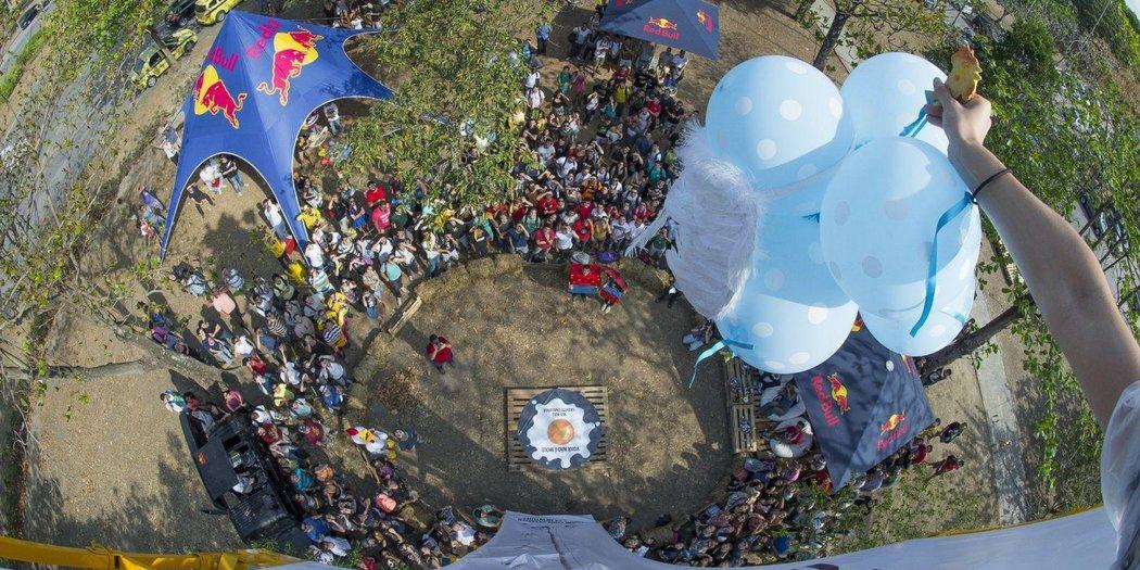 Red Bull Gravity Challenge (Photo credits: Red Bull)