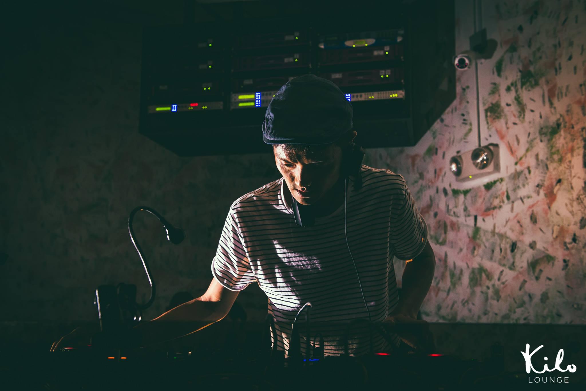 FUNK BSTRD at Kilo Lounge (Photo credits: Darker Than Wax Facebook)