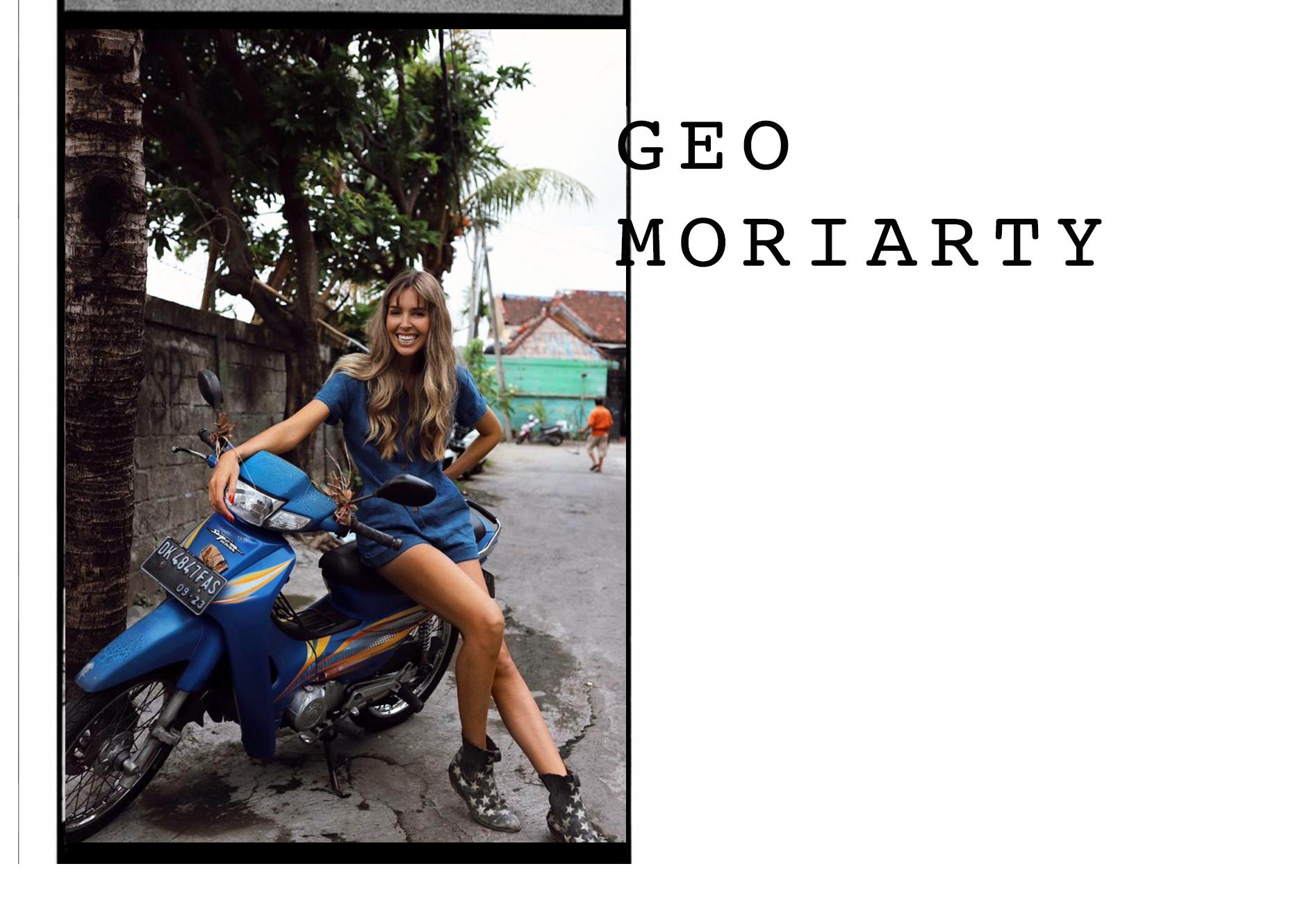 GEO MORIARTY
