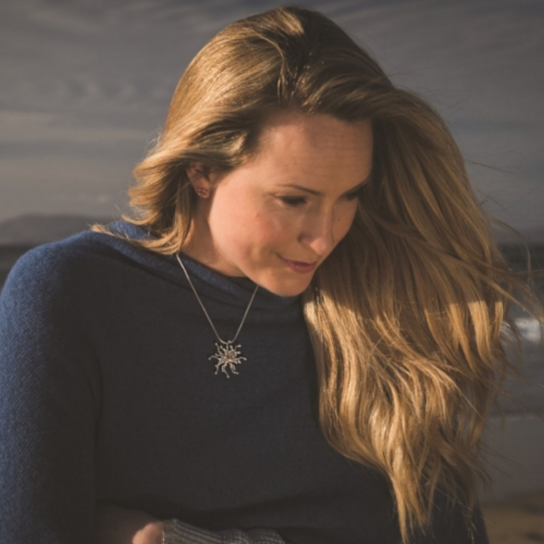 Martina_Hamilton_Designer_Irish_Jewellery_Gold_Shore_Pendant
