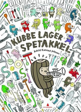 KUBBE LAGER SPETAKKEL-GYLDENDAL