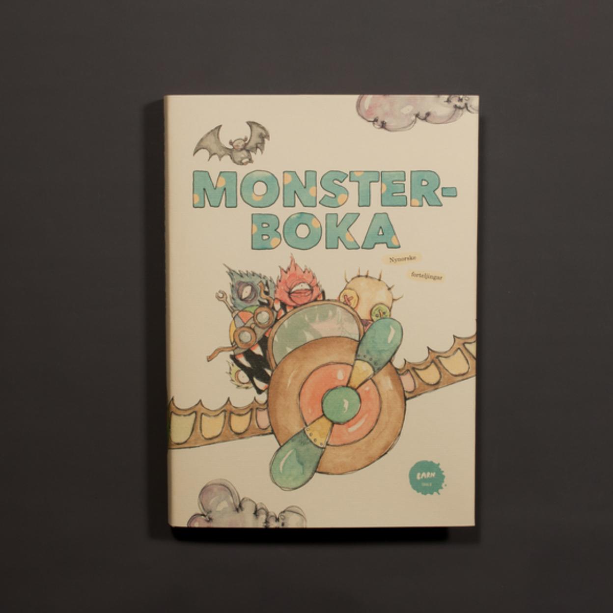 MONSTERBOKA/SKALD