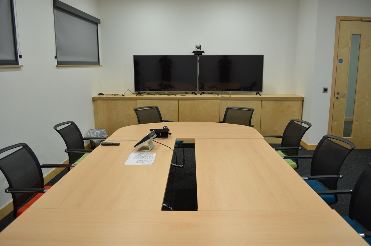Video Conferencing Facilities in the NRF at DCU