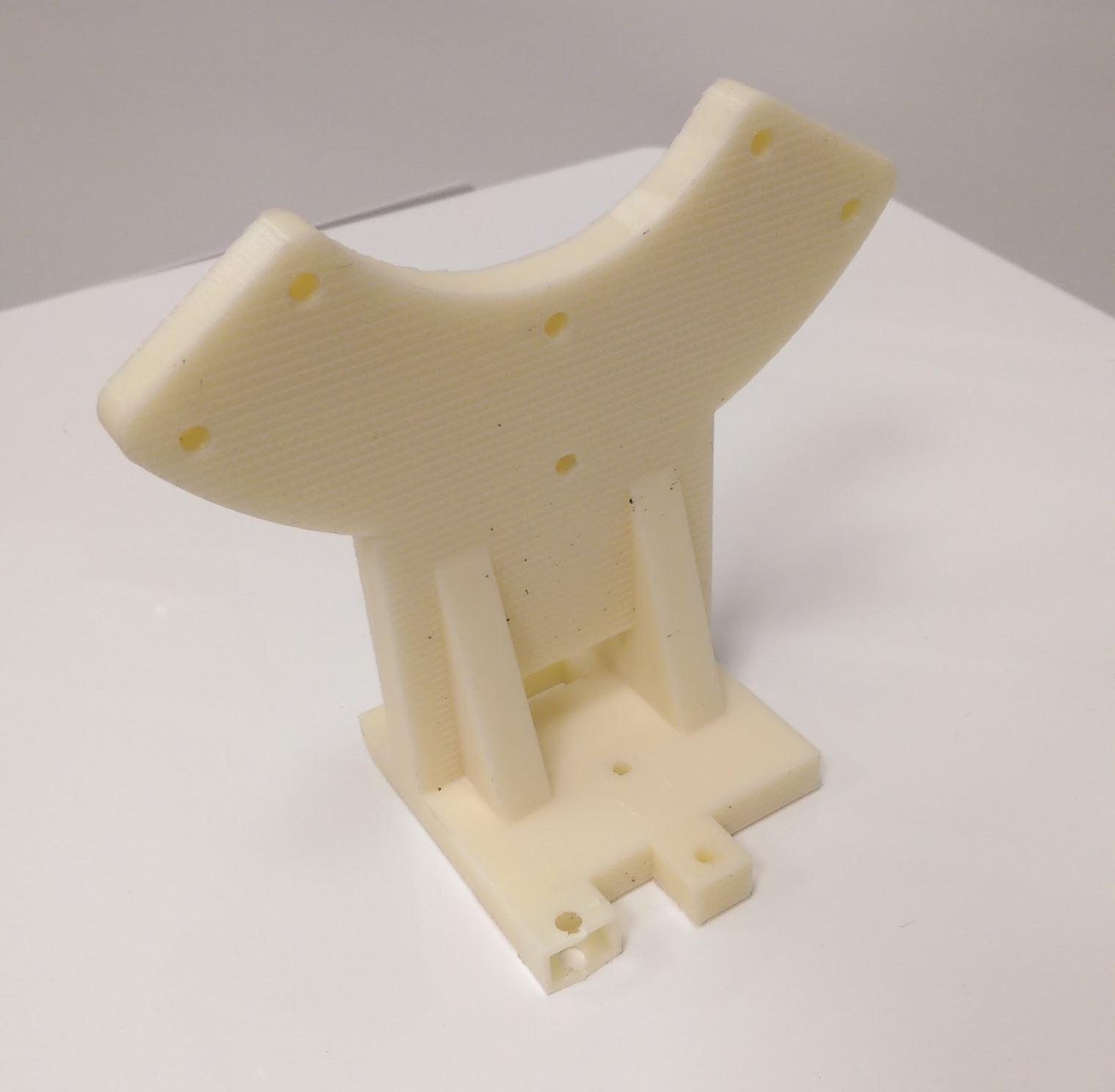 Custom 3D printed part