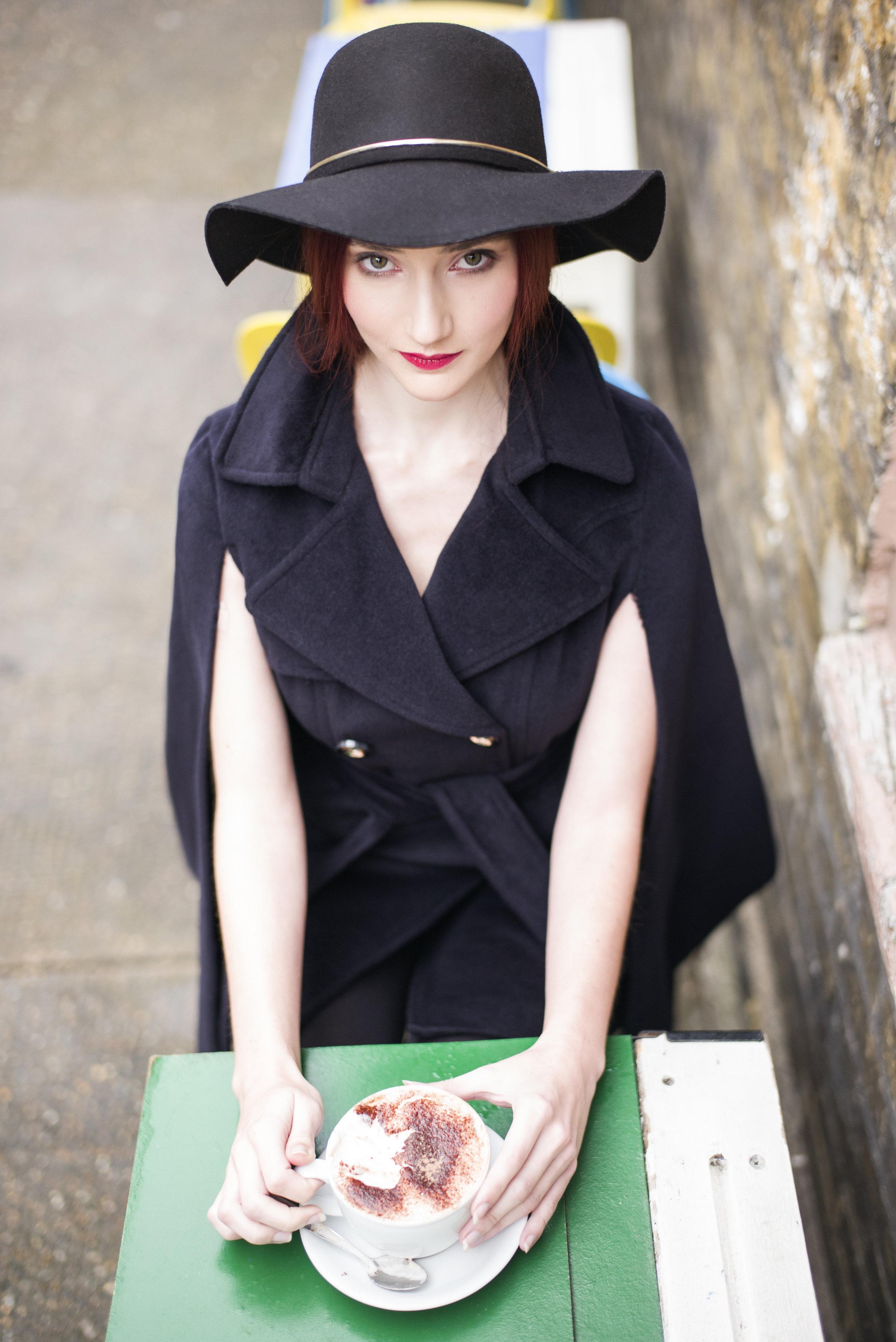Photographer:  April  Designer:  I-Unique   MakeUp:  Renee Bridges