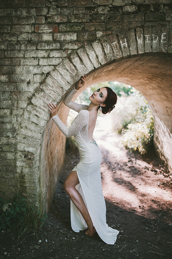 Photographer:  Alexandra Cameron    Make Up & Hair:  Calysta London