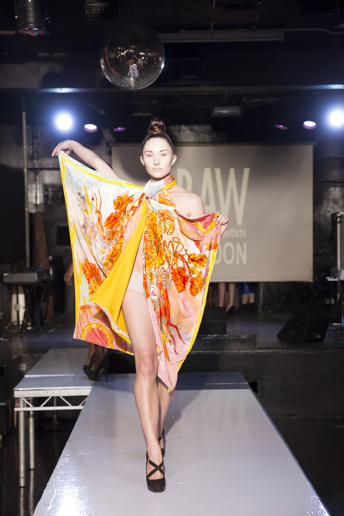 Designer: Nikki Dowlani  Make Up & Hair: Georgina Day