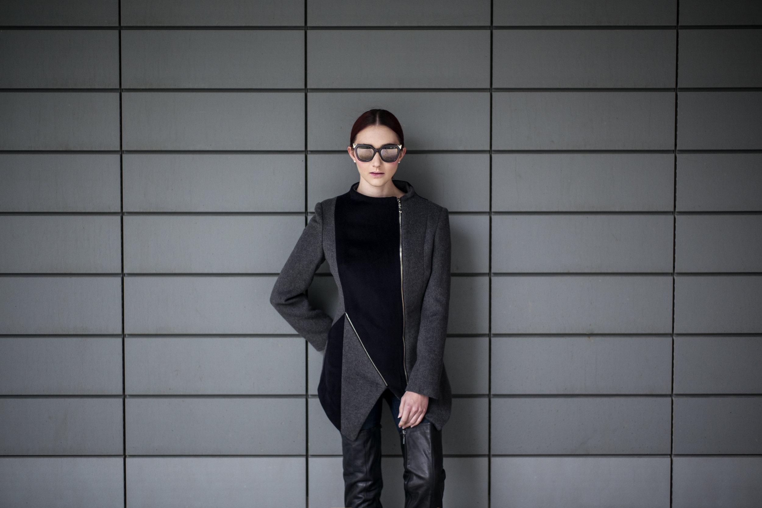 Photographer:  April   Designer:  I-Unique   Make Up:  Renee Bridges - LA PowderBox