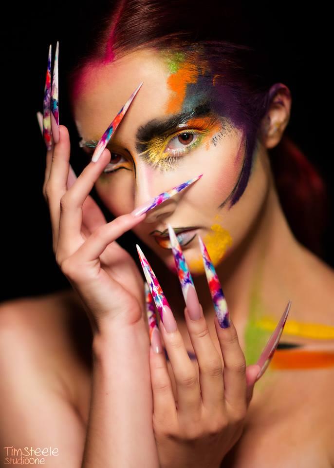 Photographer:  Tim Steele   Nails:  Catriona Leith - LA PowderBox   MUA:  Renee Bridges - LA PowderBox
