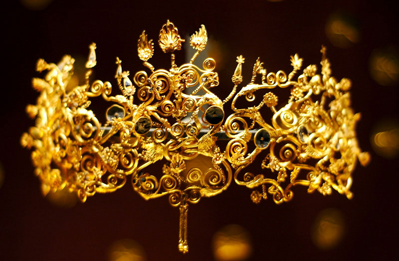 Image source: 'Scythian Princess Tiara' google