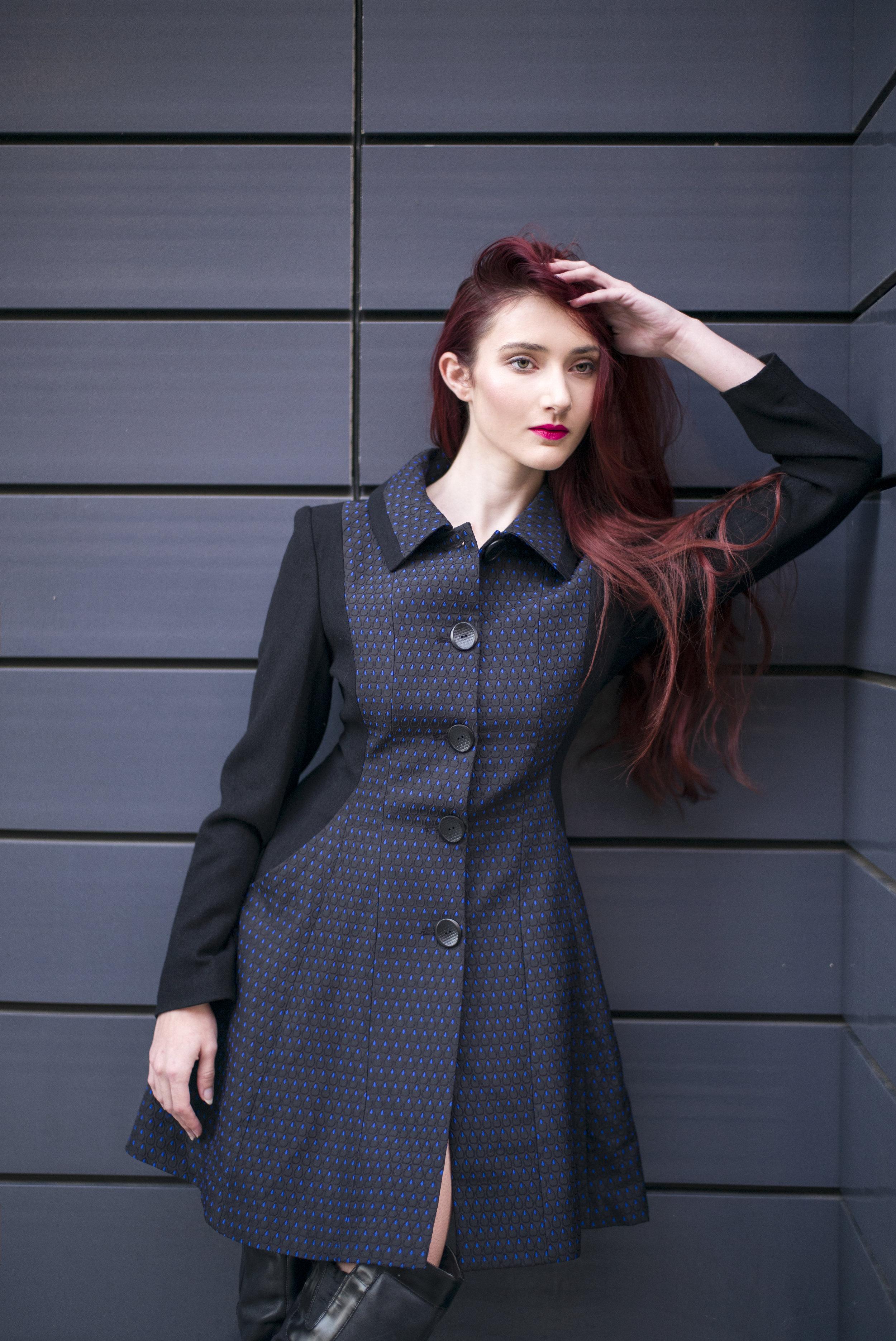 Photographer:  April Zhang   Designer:  I Unique   Make Up:  Renee at LA Powder Box
