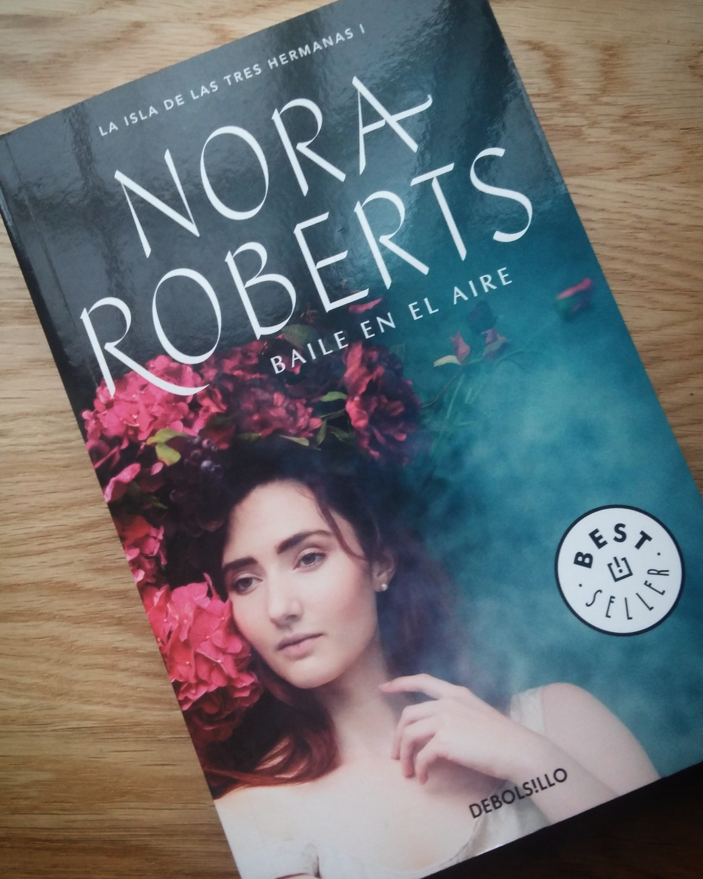 Nora Roberts cover 2016